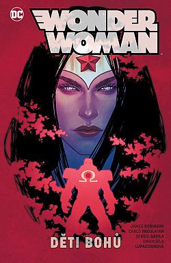 Wonder Woman 6: Děti bohů obálka knihy