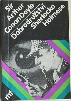 Dobrodružství Sherlocka Holmese obálka knihy