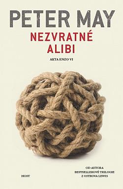 Nezvratné alibi obálka knihy