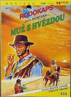 Muž s hvězdou obálka knihy