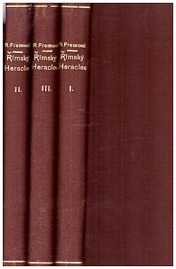 Římský Herakles obálka knihy