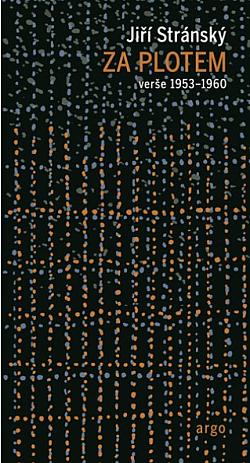 Za plotem: verše 1953-1960 obálka knihy