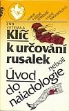 Klíč k určování rusalek neboli Úvod do naiadologie obálka knihy