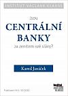 Jsou centrální banky za zenitem své slávy?