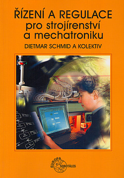 Řízení a regulace pro strojírenství a mechatroniku obálka knihy