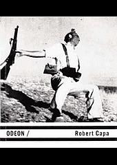 Robert Capa obálka knihy