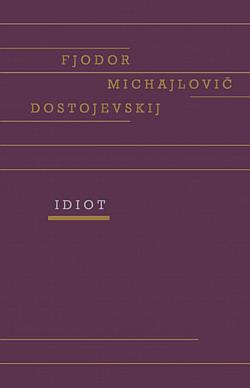 Idiot obálka knihy