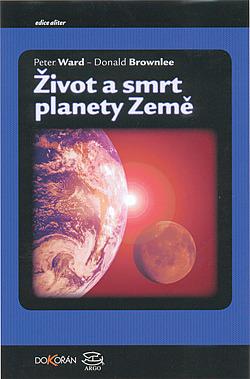 Život a smrt planety Země obálka knihy