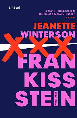 Frankissstein: Príbeh lásky obálka knihy
