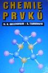 Chemie prvků I. obálka knihy