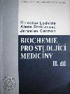 Biochemie pro studující medicíny II. díl obálka knihy