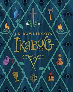 Ikabog obálka knihy