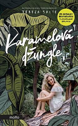 Karamelová džungle obálka knihy