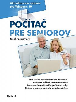 Počítač pre seniorov obálka knihy