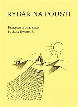 Rybář na poušti obálka knihy