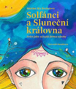 Solfánci a Sluneční královna obálka knihy
