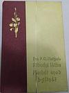 Dra P. O. Mathiola přírodní léčba - Herbář aneb Bylinář