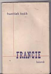Francie obálka knihy