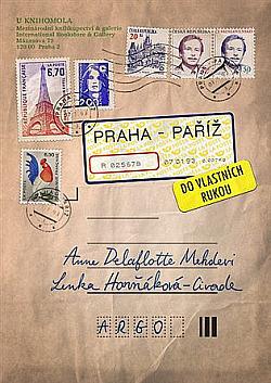 Praha - Paříž: do vlastních rukou obálka knihy