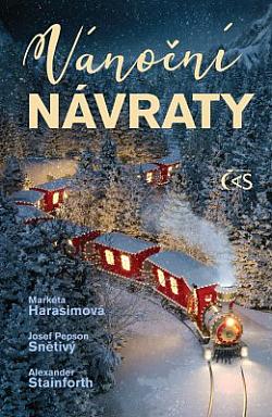 Vánoční návraty obálka knihy