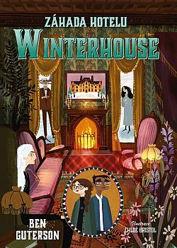 Záhada hotelu Winterhouse obálka knihy