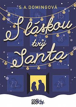 S láskou tvůj Santa obálka knihy