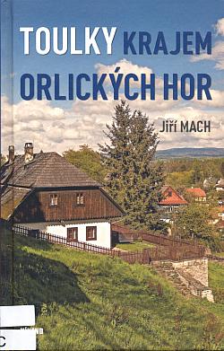 Toulky krajem Orlických hor obálka knihy