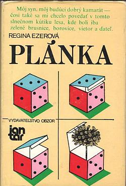Plánka obálka knihy