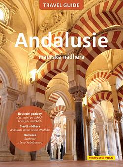 Andalusie obálka knihy