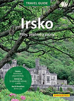 Irsko obálka knihy