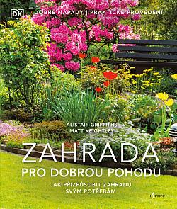 Zahrada pro dobrou pohodu obálka knihy
