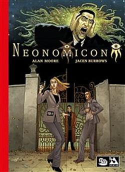 Neonomicon obálka knihy