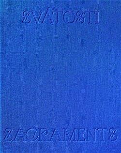 Svátosti / Sacraments obálka knihy