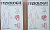 Fyziologie - učebnice pro  lékařské fakulty 1 a 2 část