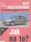 Údržba a opravy automobilů Seat Ibiza/Cordoba