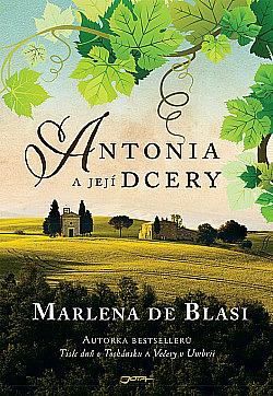 Antonia a její dcery obálka knihy