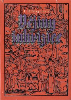 Dějiny inkvizice obálka knihy