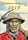 Nástěnný kalendář Zdeněk Burian 2019
