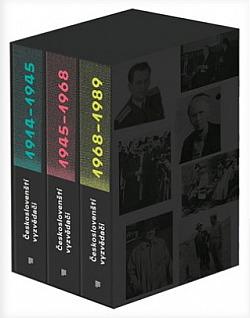 Českoslovenští vyzvědači (Box) obálka knihy