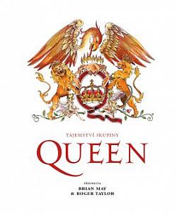 Tajemství skupiny Queen obálka knihy
