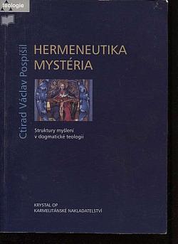 Hermeneutika mystéria obálka knihy