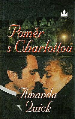 Poměr s Charlottou obálka knihy
