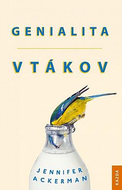 Genialita vtákov obálka knihy
