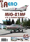 MiG-21 MF v čs. a českém letectvu 2.díl