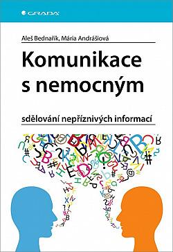 Komunikace s nemocným obálka knihy