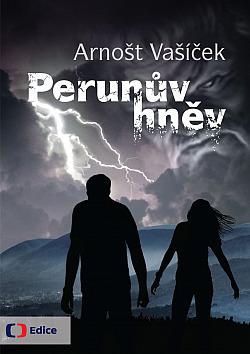 Perunův hněv obálka knihy