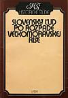 Slovenský ľud po rozpade Veľkomoravskej ríše