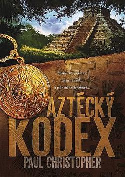 Aztécký kodex obálka knihy