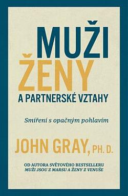 Muži, ženy a partnerské vztahy obálka knihy