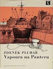 Vzpoura na Panteru obálka knihy